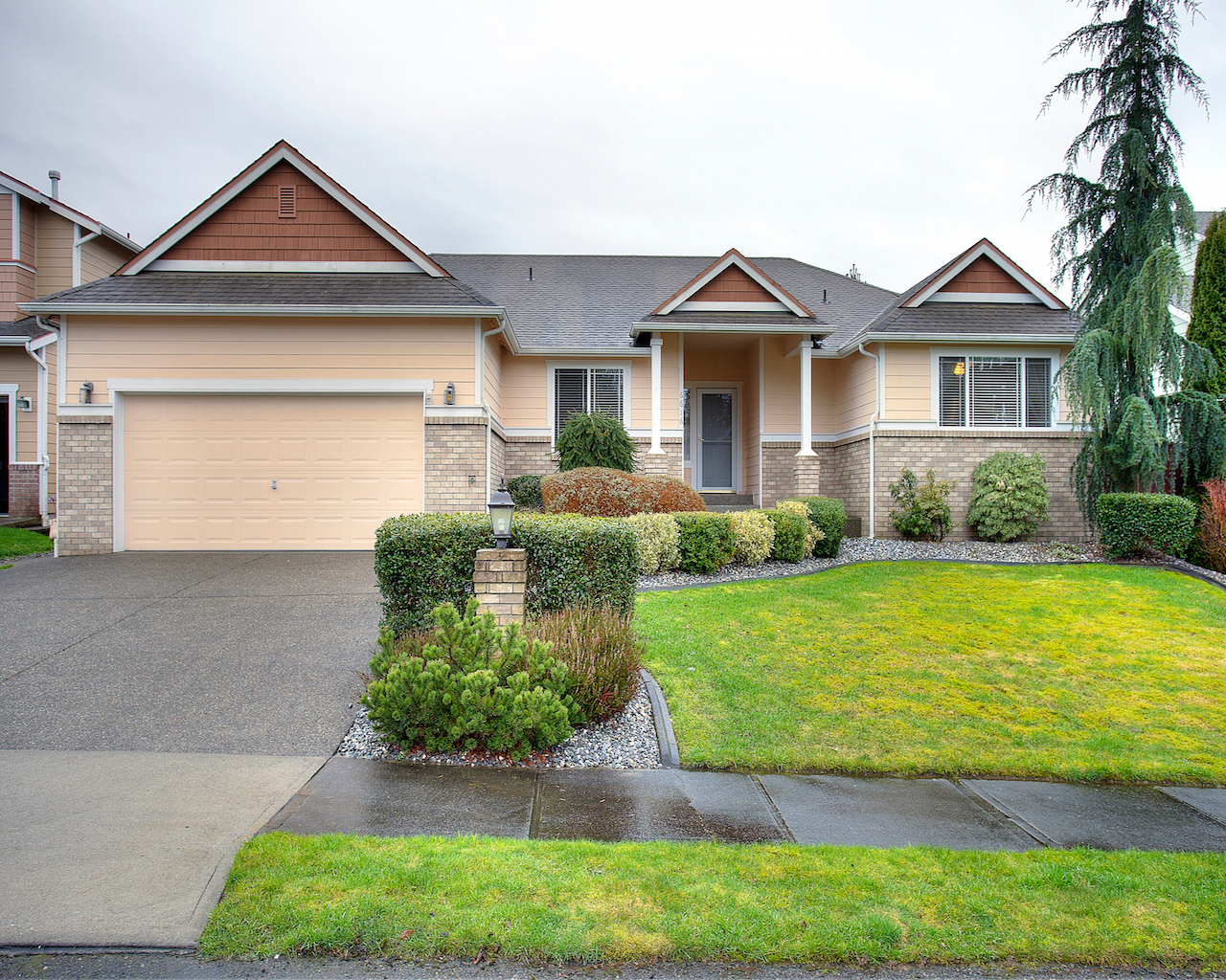belmont 3 bedroom rambler in gated community michael robinson